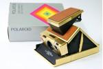 罕有連盒 SX-70 Alpha 1 Gold 金機 (SX70-1-0025)